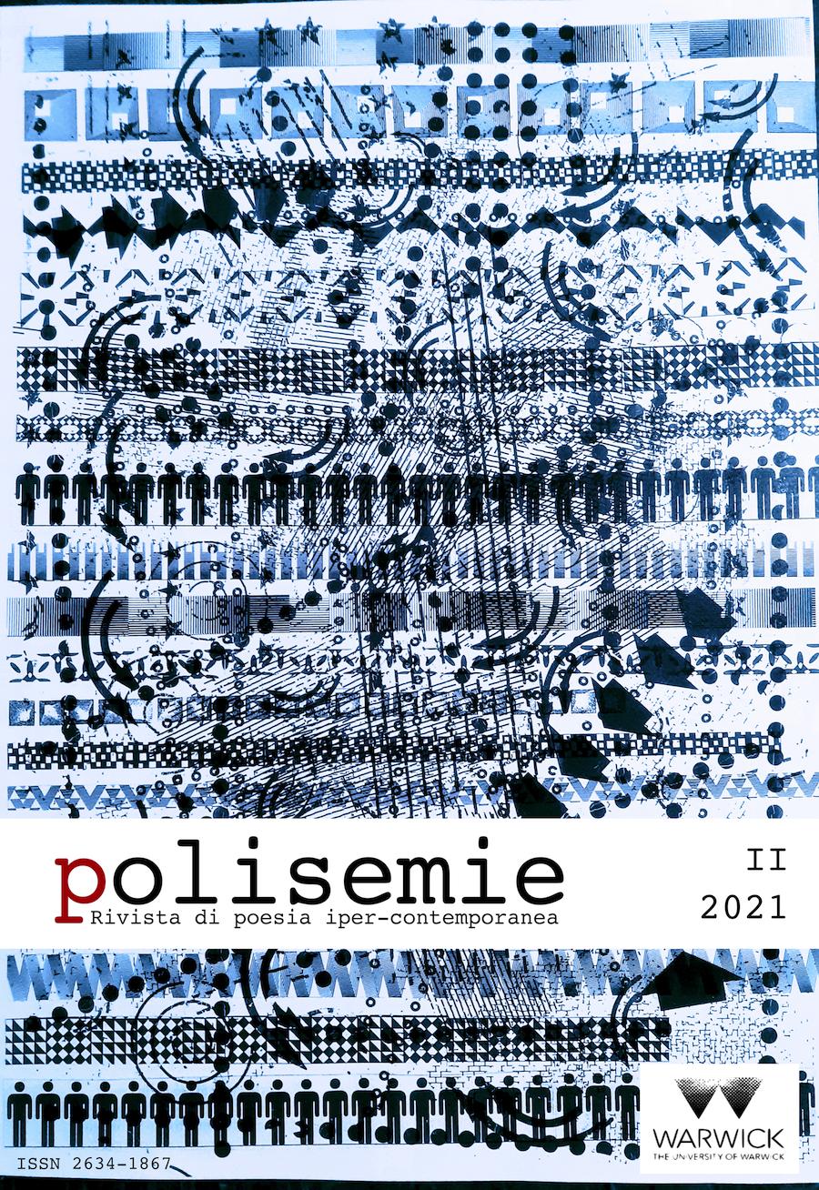 polisemie 2-2021 cover Serse Luigetti